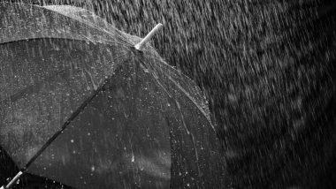 उत्तर प्रदेश में बारिश के कारण मौसम में आई नरमी, न्यूनतम तापमान 25 डिग्री सेल्सियस दर्ज