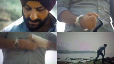 सेक्रेड गेम्स 2 में सैफ अली खान के एक सीन पर भड़के विधायक मंजिदर सिंह सिरसा, कानूनी कदम उठाने की दी धमकी