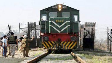 पाकिस्तान ने समझौता एक्सप्रेस और थार ट्रेनों का संचालन बहाल करने से किया इंकार