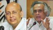 PM के समर्थन में उतरे कांग्रेस नेता अभिषेक मनु सिंघवी, कहा- मोदी को खलनायक की तरह पेश करना गलत
