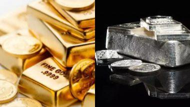 सोना में आई 165 रुपये की गिरावट, चांदी में 370 रुपये की हुई बढ़त, जानें रेट्स