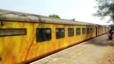 तेजस एक्सप्रेस यात्रियों के लिए खुशखबरी, अब IRCTC इस ट्रेन से यात्रा करने वालों को देगी ये सुविधा