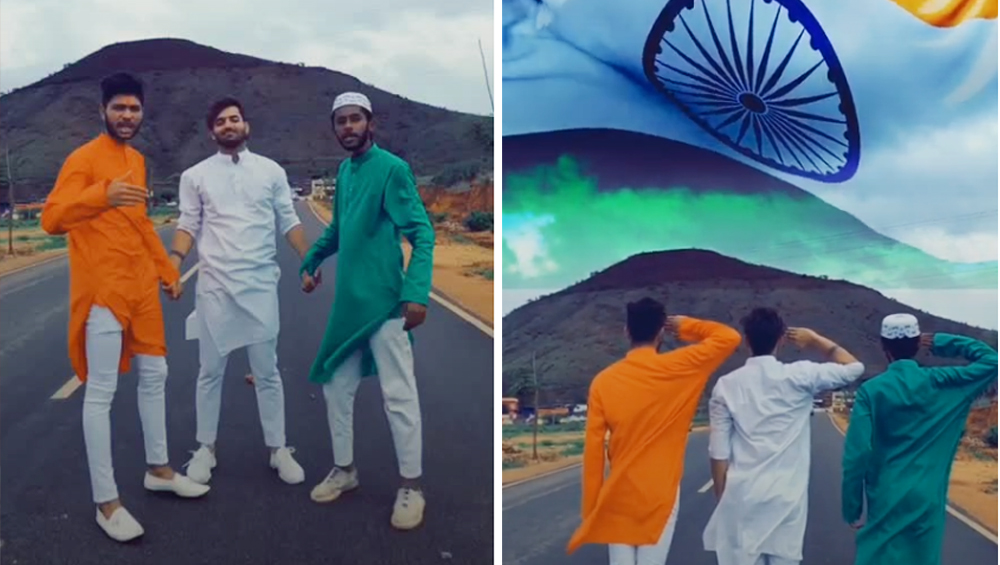 Independence Day 2019: स्वतंत्रता दिवस के मौके पर पर वायरल हुए ये टिक टॉक Videos, देखकर आप भी हो जाएंगे देशभक्ति में लीन