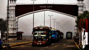 पाकिस्तान ने भारतीय वस्तुओं को अफगानिस्तान पहुंचाने के लिए वाघा सीमा से मार्ग देने की संभावनाओं को किया खारिज