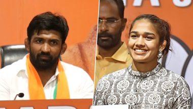 हरियाणा विधानसभा चुनाव: BJP ने जारी की उम्मीदवारों की पहली लिस्ट, पहलवान योगेश्वर दत्त और बबीता फोगट समेत इन्हें मिला टिकट
