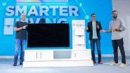 Xiaomi ने लॉन्च किए चार Mi स्मार्ट टीवी, मी बैंड, Mi साउंडबार सहित वाटर प्यूरीफायर, जानिए खास फीचर्स और कीमत