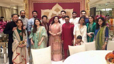 Ganeshotsav 2019: मुकेश अंबानी के घर विराजे गणपति बाप्पा, सचिन-जहीर समेत इन क्रिकेटरों ने लिया आशीर्वाद