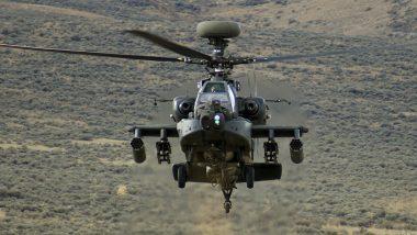सावधान भारत के दुश्मनों: वायुसेना में शामिल होंगे 8 लड़ाकू अपाचे हेलिकॉप्टर, टारगेट को पलक झपकते ही कर देंगे विध्वंस- AH-64E Apache की खासियत