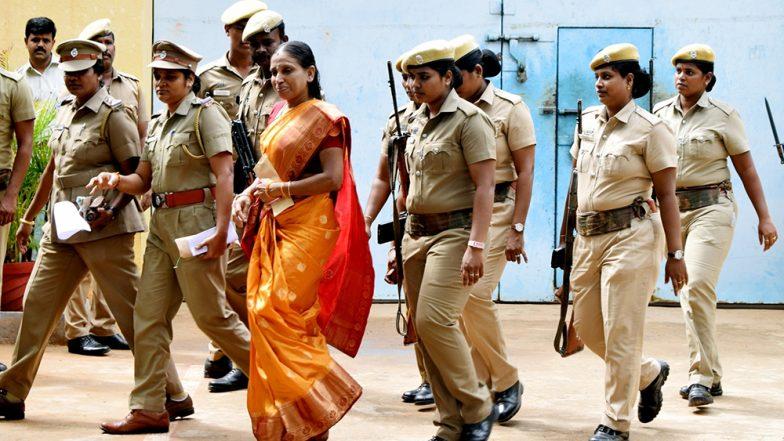 पूर्व पीएम राजीव गांधी हत्याकांड: दोषी नलिनी की पैरोल खत्म, वापस जेल पहुंची