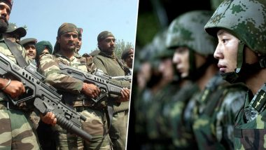 लद्दाख: भारत-चीन के सैनिक फिर आमने-सामने, पेट्रोलिंग को लेकर पैंगॉन्ग झील के पास हुई हाथापाई