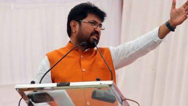 शिवसेना के मंत्री अर्जुन खोटकर की सरकार से मांग, कहा- महाराष्ट्र में निजी क्षेत्र की नौकरियों में स्थानीय युवाओं को मिले 100 प्रतिशत कोटा
