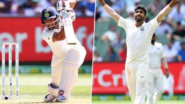 IND vs WI 2nd Test 2019: भारत ने पहली पारी में बनाए 416 रन, वेस्टइंडीज के आधे से ज्यादा खिलाड़ी लौटे पवेलियन