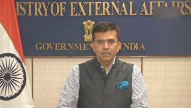 विदेश मंत्रालय के प्रवक्ता रवीश कुमार ने कहा- NRC की फाइनल लिस्ट में जिनका नाम नहीं, उन्हें हिरासत में नहीं लिया जाएगा