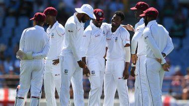 वेस्टइंडीज के टेस्ट खिलाड़ी मैदान में ट्रेनिंग के लिए लौटे