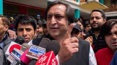 जम्मू-कश्मीरः अनुच्छेद 370 पर केंद्र सरकार के फैसले के खिलाफ सज्जाद लोन ने सुप्रीम कोर्ट में दायर की याचिका