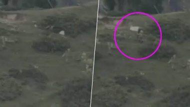 सीमा पर घुसपैठ कर रहे 2 Pak कमांडो को सेना ने किया ढेर, शव ले जाने के लिए फहराया सफेद झंडा- देखें वीडियो