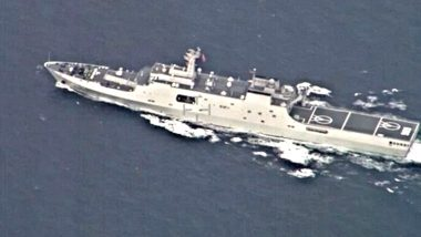 हिंद महासागर में नजर आई Chinese Warship, इंडियन नेवी हुई सतर्क