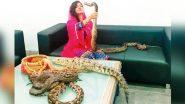 पीएम मोदी को सांप-मगरमच्छ दिखाना पाकिस्तानी गायिका राबी पीरजादा को पड़ा भारी, भरना पड़ेगा जुर्मना