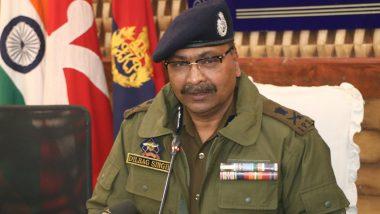 जम्मू-कश्मीर के पुलिस प्रमुख दिलबाग सिंह- पाकिस्तान लगातार कर रहा है नापाक हरकतों की कोशिश, निपटने के लिए हमारे जवान तैयार