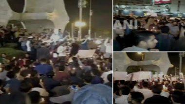 पाकिस्तान में सिंधी हिंदू छात्रा नम्रता चंदानी की हत्या, विरोध में कराची की सड़कों पर प्रदर्शन