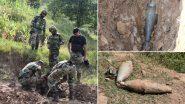 VIDEO: पाकिस्तान ने जम्मू-कश्मीर के पुंछ में दागा मोर्टार, भारतीय सेना ने 9 को किया नष्ट