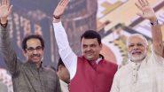 Maharashtra Assembly Elections 2019 ABP News Opinion Poll: महाराष्ट्र में एनडीए की होगी वापसी, बीजेपी-शिवसेना को इतने सीटों पर मिलेगी जीत
