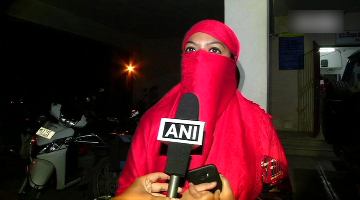 पति ने दुबई से Whatsapp पर भेजा तीन तलाक, पत्नी ने की शिकायत, लगाई इंसाफ की गुहार