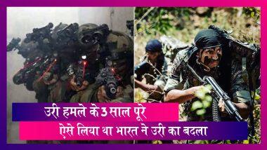 Uri Attack: उरी हमले के 3 साल पूरे, भारत ने ऐसे अंजाम दिया था सर्जिकल स्ट्राइक को