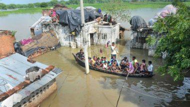 उत्तर प्रदेश: पूर्वांचल में गंगा का जलस्तर बढ़ने से लोगों की मुशिकलें बढ़ी, रिहायशी इलाके हुए जलमग्न