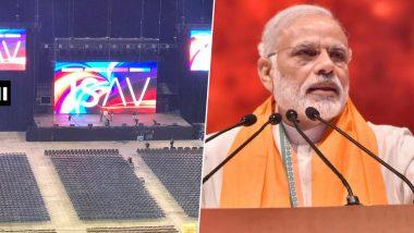 'Howdy Modi'कार्यक्रम में पीएम मोदी के साथ अमेरिका के राष्ट्रपति डोनाल्ड ट्रंप होंगे शामिल, 50 हजार लोग होंगे इकठ्ठा
