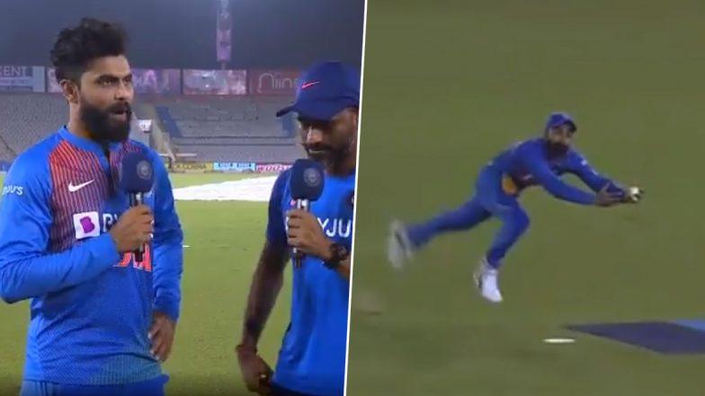 विराट कोहली के शानदार कैच पर रविंद्र जडेजा ने दिया बड़ा बयान, देखें वीडियो