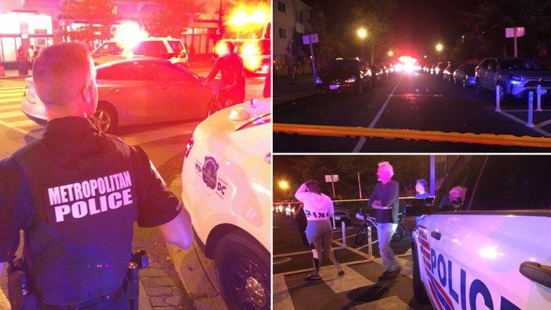 अमेरिका: वाशिंगटन डीसी की सड़कों पर गोलीबारी, 1 की मौत- 5 घायल