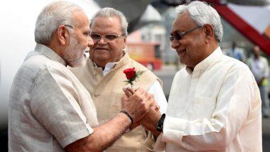 बिहार विधानसभा चुनाव में एनडीए के साथ उतरेगी JDU, नीतीश कुमार ने कहा 'विरोधियों के भाग्य का फैसला जल्द'