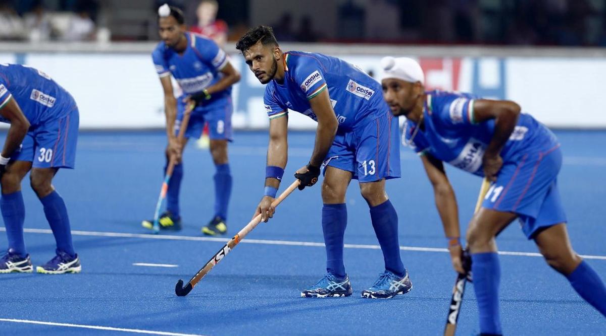 हॉकी: भारत ने स्पेन को 5-1 से हराया