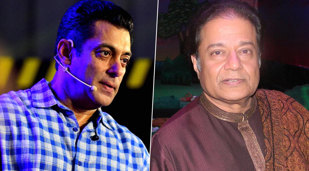 सलमान खान की जगह अनूप जलोटा करना चाहते है बिग बॉस 13 को होस्ट! मीडिया को दिया ऐसा बयान