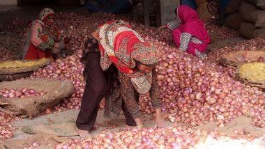 देशभर की मंडियों में प्याज की आपूर्ति बढ़ाने से भी नहीं रहा दाम, 40-60 रुपये प्रति किलो हुई कीमत