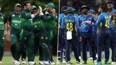 Pak vs SL 1st ODI 2019: 10 साल बाद आज फिर कराची में आमने-सामने हुए पाकिस्तानी और श्रीलंकाई खिलाड़ी
