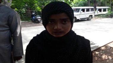 झारखंड मॉब लिंचिंग: तबरेज अंसारी की पत्नी ने कहा 'दोषियों को फांसी पर नहीं लटकाया, तो कर लूंगी आत्महत्या'