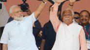 Haryana Assembly Elections 2019 ABP News Opinion Poll: हरियाणा में बीजेपी प्रचंड बहुमत के साथ करेगी वापसी, जीत सकती है इतनी सीटें
