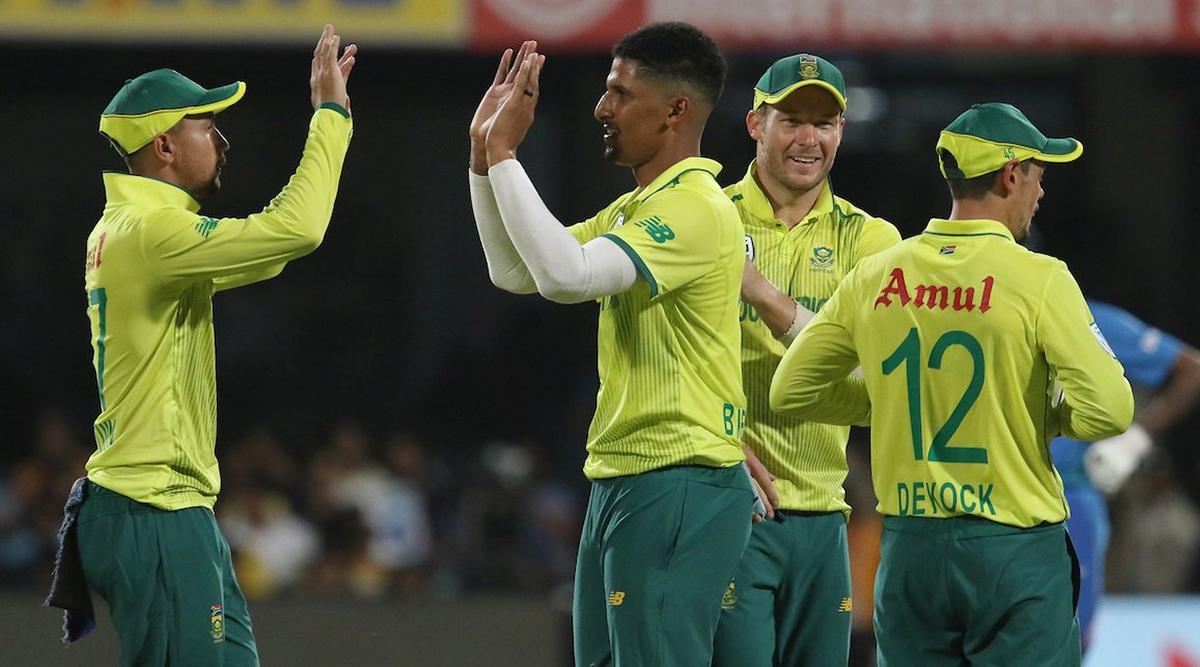 AUS vs SA 1st T20I Match 2020: दक्षिण अफ्रीका के उपर लगा जुर्माना, जानें कारण