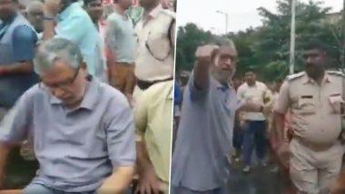 पटना में भीषण जलजमाव: 3 दिन से घर में फंसे डिप्टी सीएम सुशील मोदी को किया गया रेस्क्यू, अश्विनी चौबे ने 'हथिया नक्षत्र' को बताया जिम्मेदार