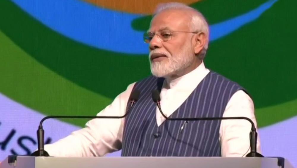 UNCCD COP14: पीएम मोदी ने कहा- भारत जल्द ही बंद करेगा सिंगल यूज प्लास्टिक, दुनिया भी कहे गुड-बाय