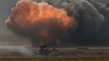 लीबिया: अमेरिकी हवाई हमले में इस्लामिक स्टेट के 17 आतंकवादी ढेर, कोई भी नागरिक हताहत नहीं