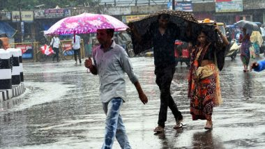 राजधानी पटना सहित राज्य के अधिकांश हिस्सों बारिश की संभावना, न्यूनतम तापमान 24 डिग्री सेल्सियस दर्ज