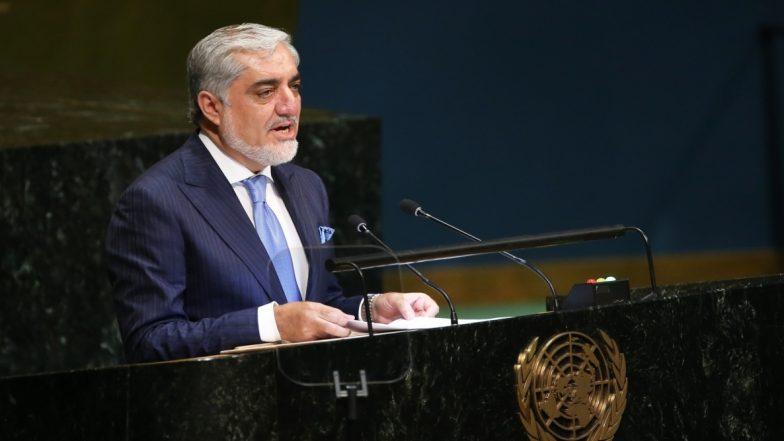 अफगानिस्तान के लिए राष्ट्रपति चुनाव बेहद अहम, देश का राष्ट्रपति बनने वाला कोई व्यक्ति शांति प्रक्रिया में निभा सकता है मुख्य भूमिका: अब्दुल्ला