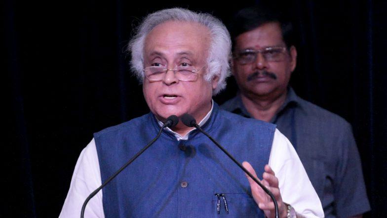 पूर्व वित्तमंत्री पी. चिदंबरम और कांग्रेस के बचाव में आगे आए जयराम रमेश, कहा- पार्टी और नेता को बदनाम कर रही है सरकार