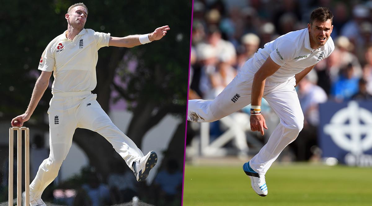 स्टुअर्ट ब्रॉड और जेम्स एंडरसन को एक साथ मैदान पर उतारने से बचे इंग्लैंड: माइकल वॉन