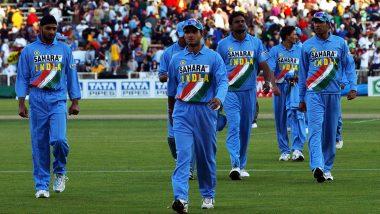 2003 वर्ल्ड कप के दौरान सौरव गांगुली की टीम का ये अहम खिलाड़ी हुआ रिटायर