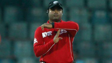 टेस्ट में पदार्पण करेंगे भारतीय अंपायर नितिन मेनन