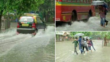 Mumbai Rains: बारिश मुंबई के लिए फिर बनी आफत, अगले 48 घंटे भारी, मौसम विभाग ने जारी किया अलर्ट